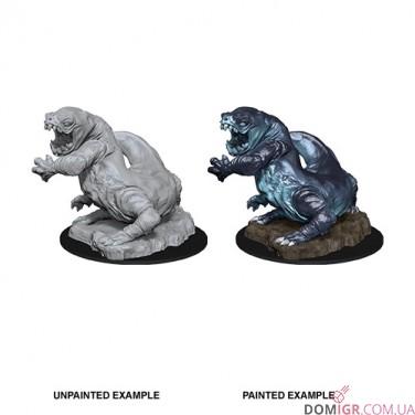 Frost Salamander - D&D Nolzur's Marvelous Miniatures - W14