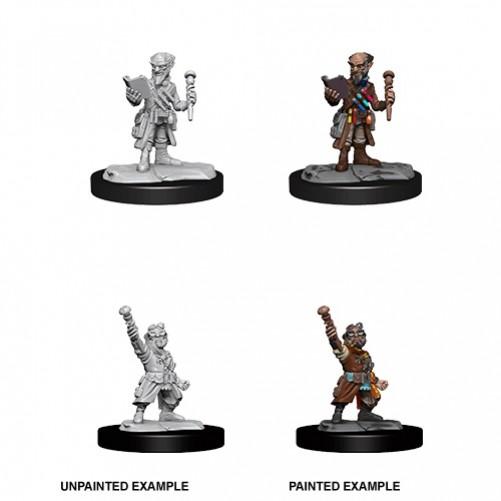 Male Gnome Artificer - D&D Nolzur's Marvelous Miniatures - W14