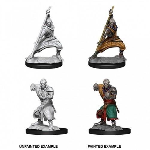 Warforged Monk - D&D Nolzur's Marvelous Miniatures - W14