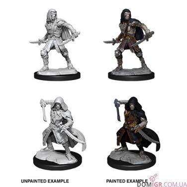 Warforged Rogue - D&D Nolzur's Marvelous Miniatures - W14