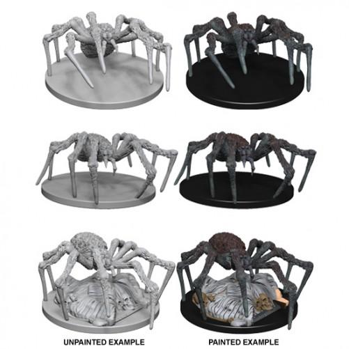 Spiders - D&D Nolzur's Marvelous Miniatures - W1