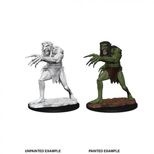 Troll - D&D Nolzur's Marvelous Miniatures - W1