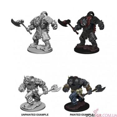 Orcs - D&D Nolzur's Marvelous Miniatures - W1