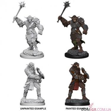Bugbears - D&D Nolzur's Marvelous Miniatures - W1