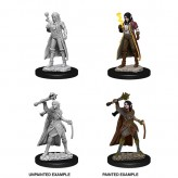 Elf Cleric - D&D Nolzur's Marvelous Miniatures - W10