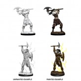 Female Goliath Barbarian - D&D Nolzur's Marvelous Miniatures - W10