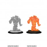Fire Elemental - D&D Nolzur's Marvelous Miniatures - W10