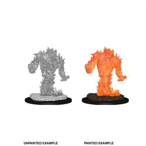 Fire Elemental - D&D Nolzur's Marvelous Miniatures - W10