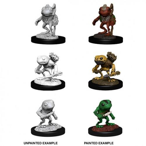 Grung - D&D Nolzur's Marvelous Miniatures - W10