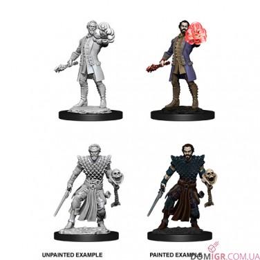 Male Human Warlock - D&D Nolzur's Marvelous Miniatures - W10