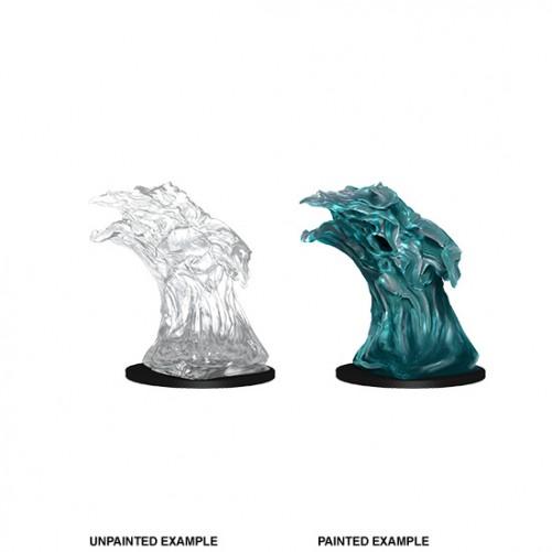 Water Elemental - D&D Nolzur's Marvelous Miniatures - W10