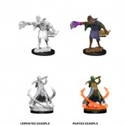 Arcanaloth & Ultroloth - D&D Nolzur's Marvelous Miniatures - W11