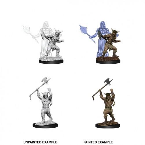 Male Human Barbarian - D&D Nolzur's Marvelous Miniatures - W11