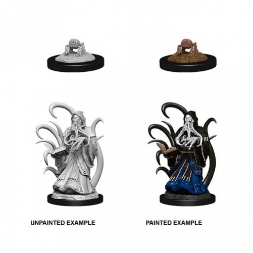 Alhoon & Intellect Devourer - D&D Nolzur's Marvelous Miniatures - W13