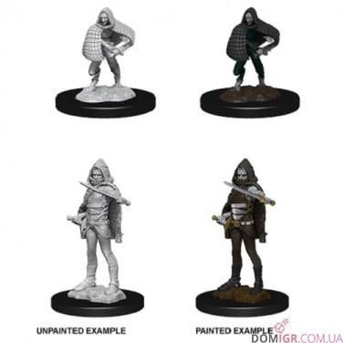 Darkling Elder & Darklings - D&D Nolzur's Marvelous Miniatures - W13