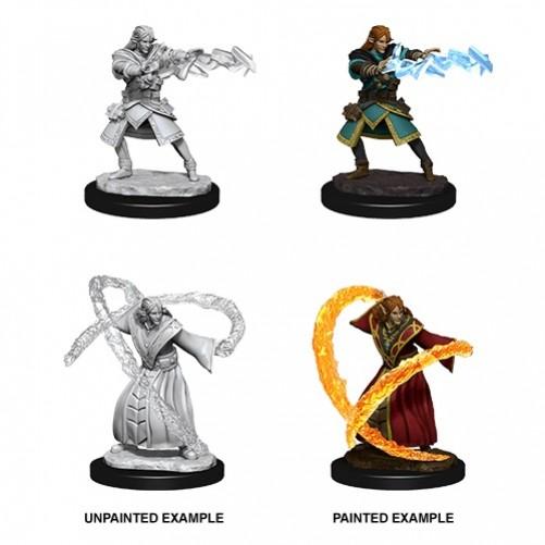 Female Elf Wizard - D&D Nolzur's Marvelous Miniatures - W13
