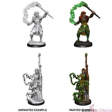 Female Firbolg Druid - D&D Nolzur's Marvelous Miniatures - W13