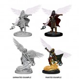 Aasimar Female Wizard - D&D Nolzur's Marvelous Miniatures - W4