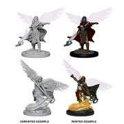 Aasimar Female Wizard - D&D Nolzur's Marvelous Miniatures - W4