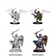 Aasimar Male Paladin - D&D Nolzur's Marvelous Miniatures - W5