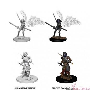 Aasimar Female Paladin - D&D Nolzur's Marvelous Miniatures - W5