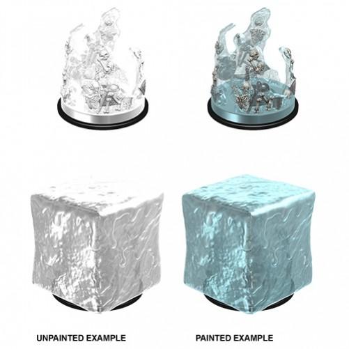 Gelatinous Cube - D&D Nolzur's Marvelous Miniatures - W6