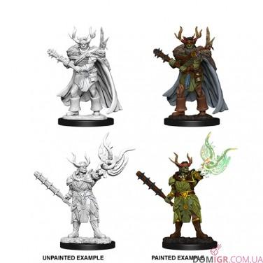 Male Half-Orc Druid - Pathfinder Deep Cuts - W10