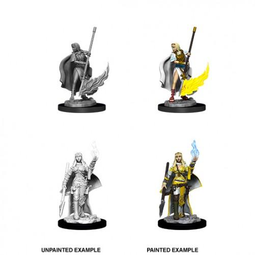 Female Human Oracle (Magic User) - Pathfinder Deep Cuts - W11