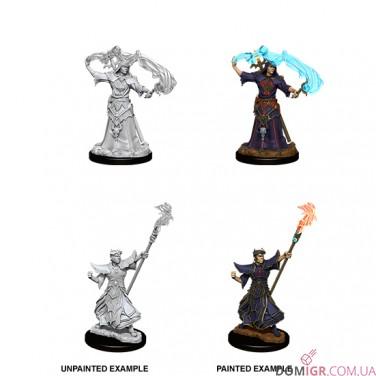 Male Human Sorcerer - Pathfinder Deep Cuts - W11