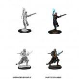 Male Elf Magus (Magic User) - Pathfinder Deep Cuts - W11