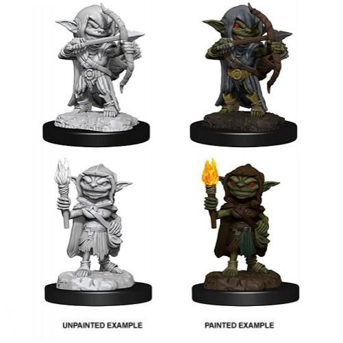 Female Goblin Rogue - Pathfinder Deep Cuts - W13