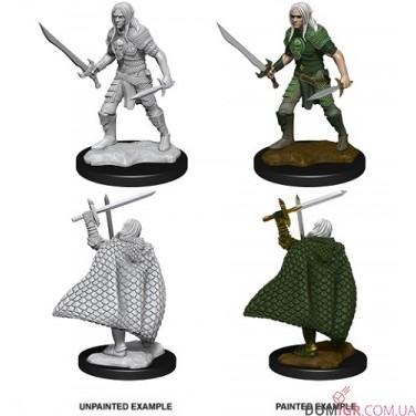 Male Elf Fighter - Pathfinder Deep Cuts - W13