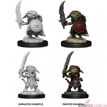 Male Goblin Fighter - Pathfinder Deep Cuts - W13