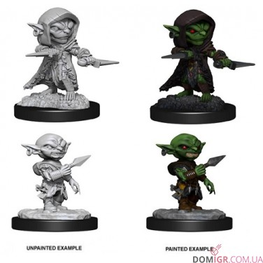 Male Goblin Rogue - Pathfinder Deep Cuts - W13
