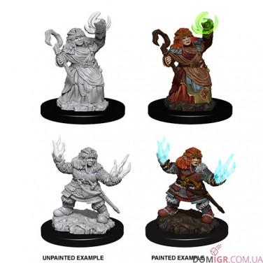 Female Dwarf Summoner - Pathfinder Deep Cuts - W7