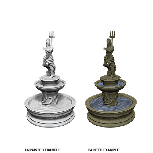 Fountain - WizKids Deep Cuts - W10