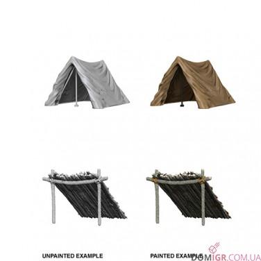 Tent & Lean-To - WizKids Deep Cuts - W10
