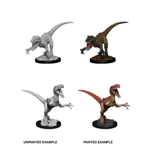 Raptors - WizKids Deep Cuts - W11