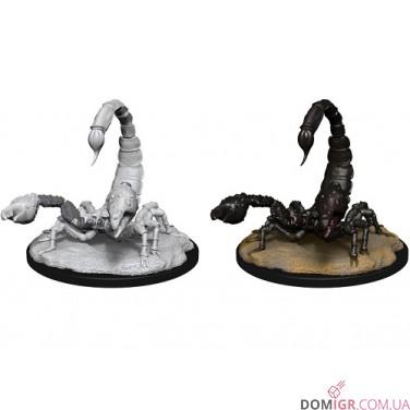 Giant Scorpion - WizKids Deep Cuts - W13