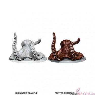 Giant Octopus - WizKids Deep Cuts - W9