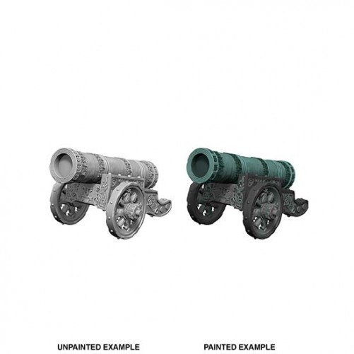 Large Cannon - WizKids Deep Cuts - W9
