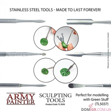 Sculpting Tools