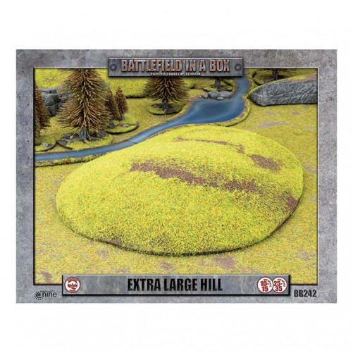 Extra Large Hill - Battlefield in a Box