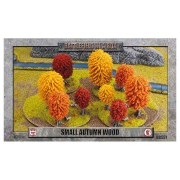 Small Autumn Wood - Battlefield in a Box