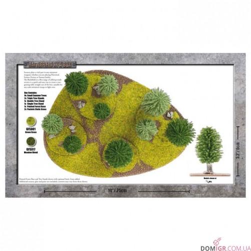 Small Summer Wood - Battlefield in a Box