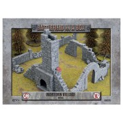 Wartorn Village - Ruin - Battlefield in a Box