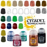 Citadel Technical Paints