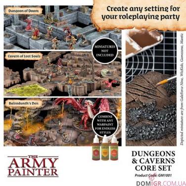Gamemaster: Dungeons and Caverns Core Set