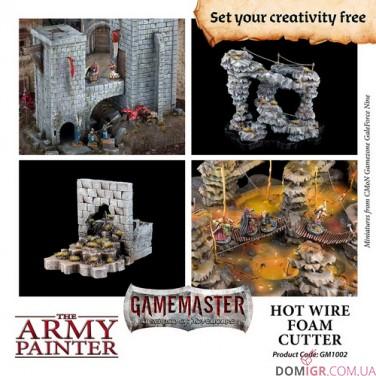 Gamemaster: Hot Wire Foam Cutter