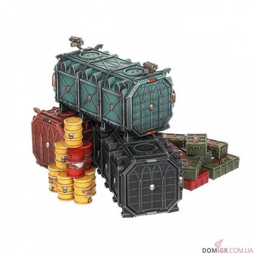 Battlezone: Manufactorum – Munitorum Armoured Containers